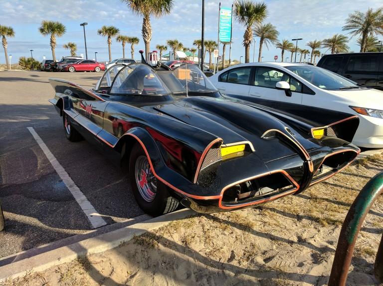 Batmobile Jacksonville