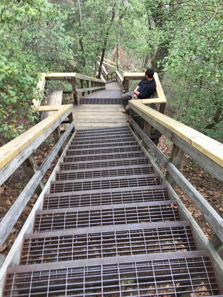 Hike to Hurricane Falls