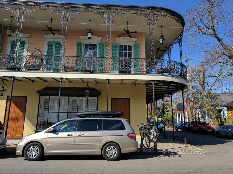 Marigny, New Orleans