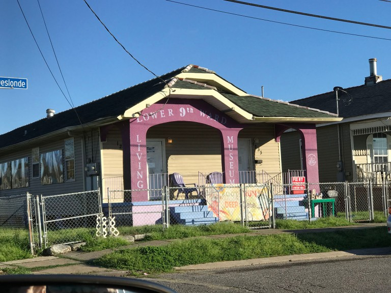 Lower 9th Ward Museum, New Orleans