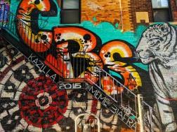 Graffiti Alley in Rapid City