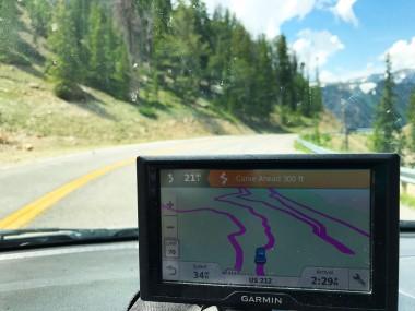Beartooth Pass, Wyoming